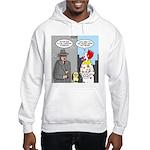 aardvark cartoon Hooded Sweatshirt