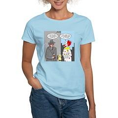 aardvark cartoon Women's Light T-Shirt