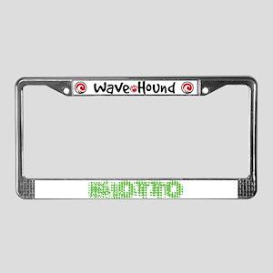 Blotto License Plate Frame