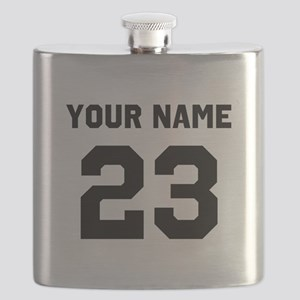 Customize sports jersey number Flask