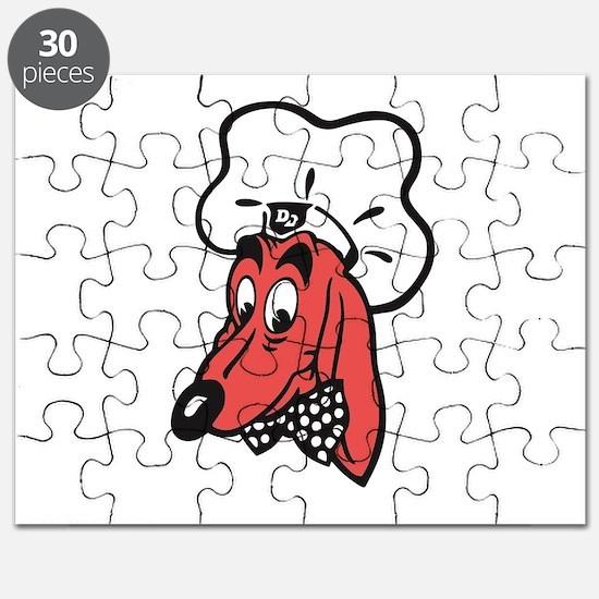 Cute Doggie Puzzle