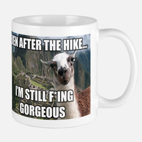 Bossy the Llama: Gorgeous Mug