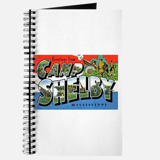Camp Shelby Mississippi Journal
