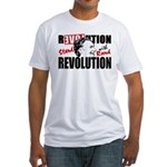 Stand With Rand! Fitted T-Shirt