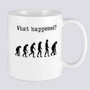 what happened Mug
