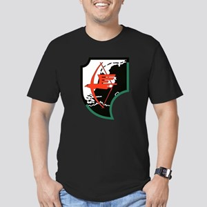 III.JG 1 Men's Fitted T-Shirt (dark)