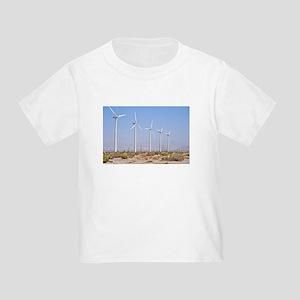 Wind Power Toddler T-Shirt