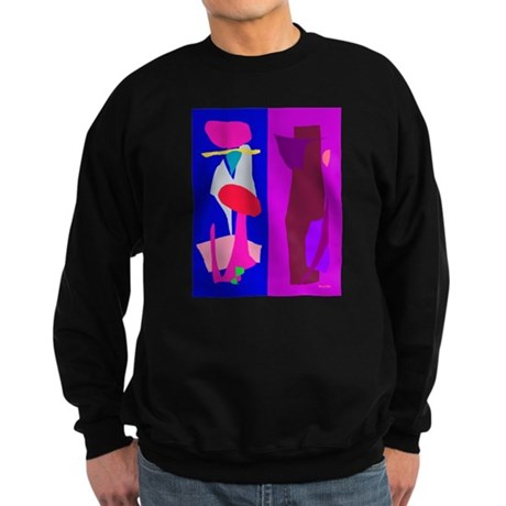 Two Imaginations Sweatshirt (dark)