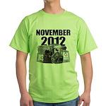 Change 2012 Green T-Shirt