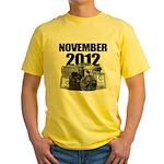 Change 2012 Yellow T-Shirt