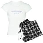Psychiatrists / Genesis Women's Light Pajamas