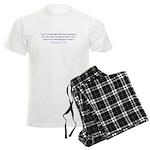 Psychologists / Genesis Men's Light Pajamas