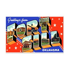 Fort Sill Oklahoma Posters