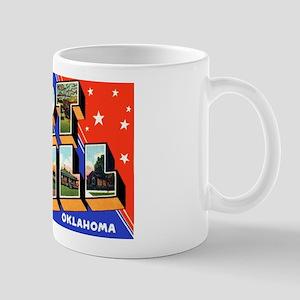 Fort Sill Oklahoma Mug