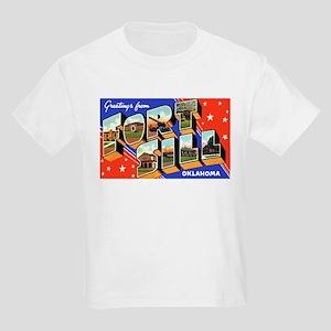 Fort Sill Oklahoma Kids T-Shirt