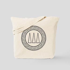 Delta Delta Delta Medallion Tote Bag