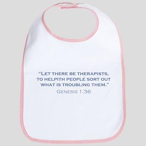 Therapists / Genesis Bib