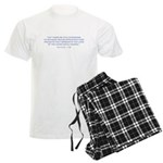Civil Engineers / Genesis Men's Light Pajamas
