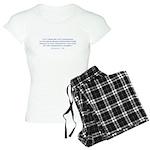 Civil Engineers / Genesis Women's Light Pajamas