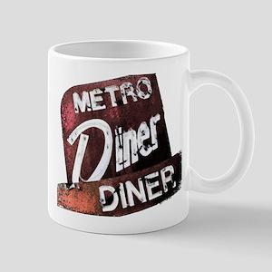 The Metro Diner Mug