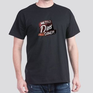The Metro Diner Dark T-Shirt
