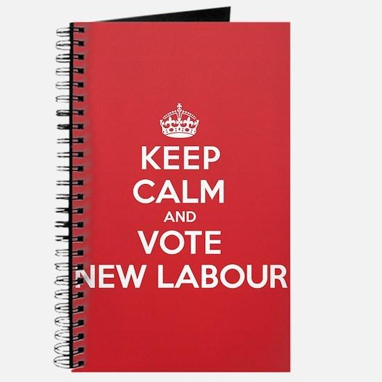 K C Vote New Labour Journal