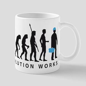 Evolution Klempner B 2c Mug