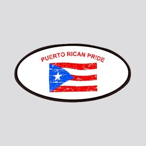 Puerto Rican Pride Patches