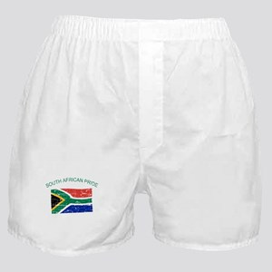 South African Pride Boxer Shorts