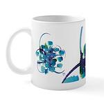Atom Sea #9 Mug