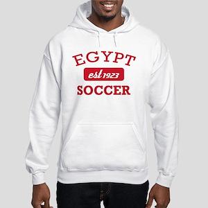 Egypt Soccer Hooded Sweatshirt