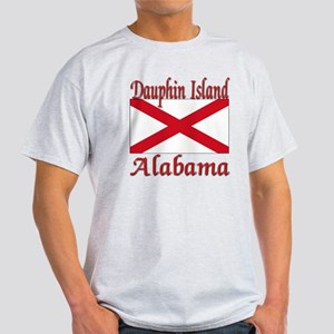 Dauphin Island Alabama Light T-Shirt