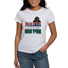 The MAFIA Runs New York Women's T-Shirt