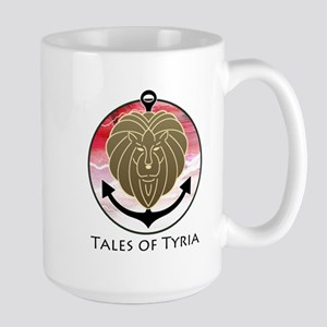 Tales of Tyria Logo Large Mug