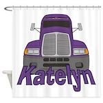 Trucker Katelyn Shower Curtain