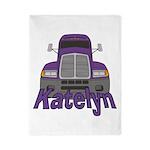 Trucker Katelyn Twin Duvet