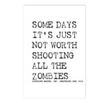 Some Days Postcards (Package of 8)