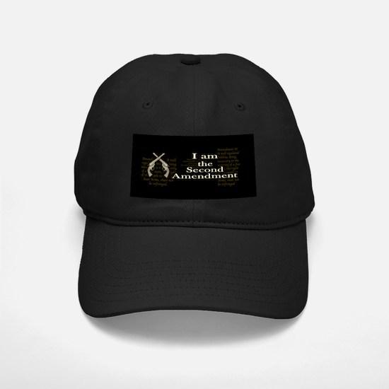 I am the Second Amendment Baseball Hat