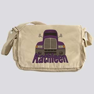 Trucker Kathleen Messenger Bag