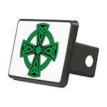 Celtic Cross Rectangular Hitch Cover