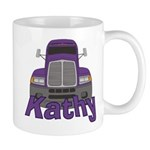 Trucker Kathy Mug