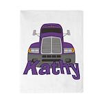 Trucker Kathy Twin Duvet