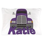 Trucker Katie Pillow Case
