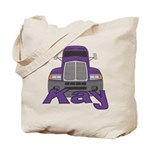 Trucker Kay Tote Bag