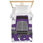 Trucker Kay Twin Duvet