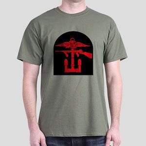 Combined Operations B-R Tombstone Dark T-Shirt