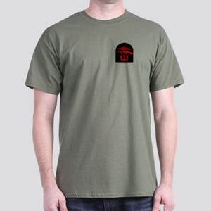 Combined Operations B-R Tombstone Dark T-Shirt