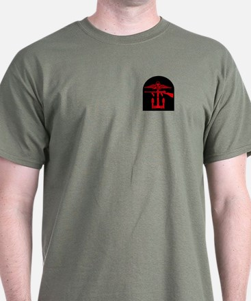 Combined Operations B-R Tombstone T-Shirt