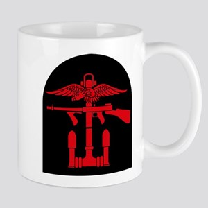 Combined Operations B-R Tombstone Mug