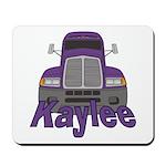 Trucker Kaylee Mousepad